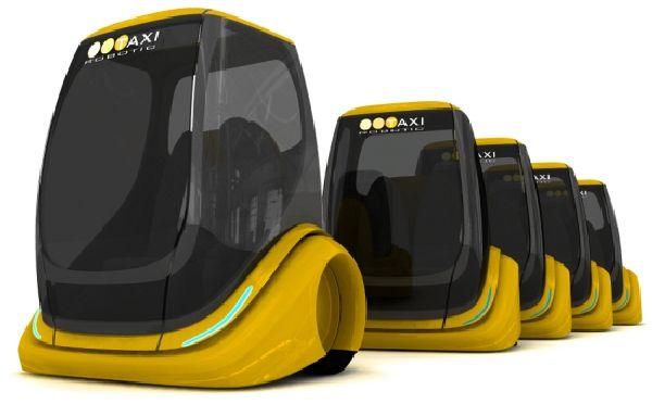 AXI Robot Taxi