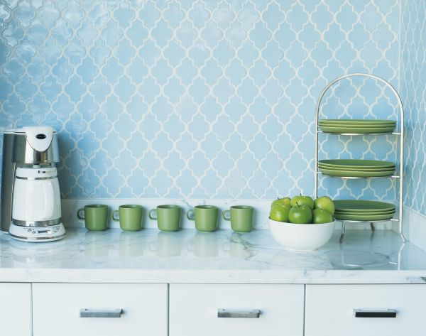 Backsplash Kitchen Blue blue kitchen backsplash. beautiful country kitchen backsplash