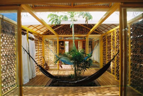 bamboo house 4