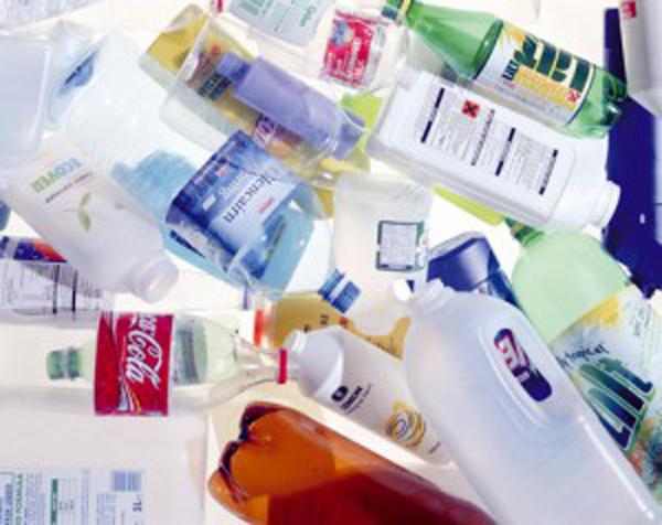 Ban of plastic bottles