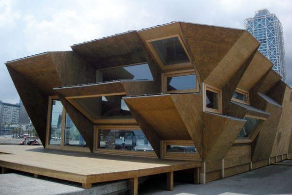 Barcelona's Solar House 2.0 Pavilion
