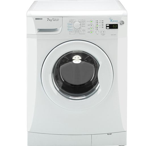 beko express eco washing machine