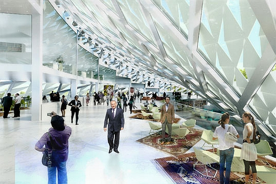 big architects library for kazakhstan 4
