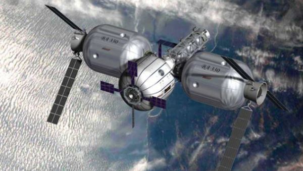 Bigelow Space Hotel