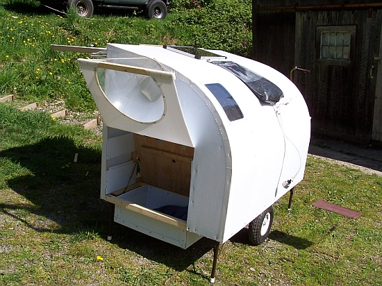 bike trailer home 6