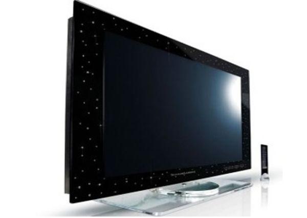 Biodegradable Diamond studded LCD