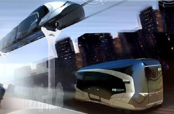 biway electric buses future train