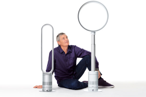 Bladeless Fan from Dyson