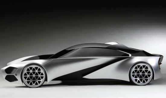 BMW Sequence GT Allelectric Concept Features Swappable Batteries - All bmw
