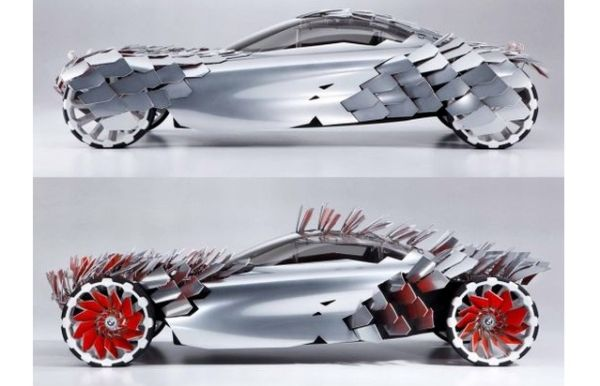 BMW Lovos concept car