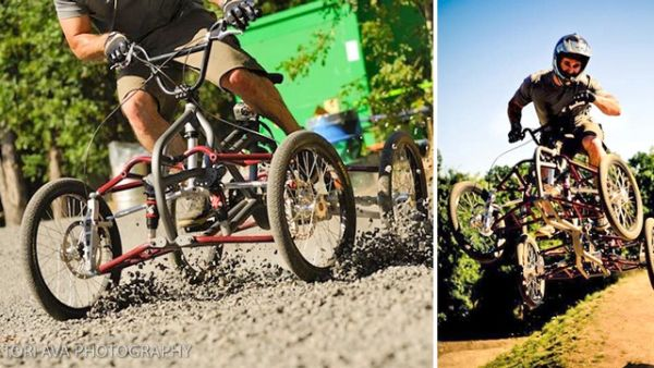BMX Quad Racer