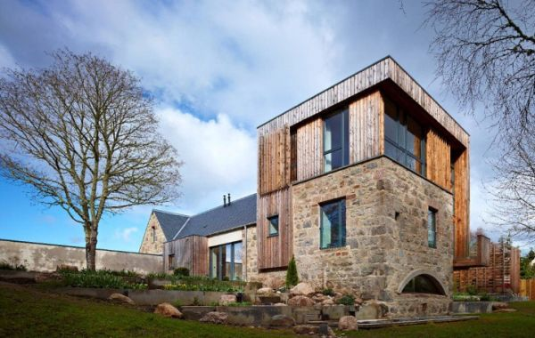 Bogbain Mill by Rural Design