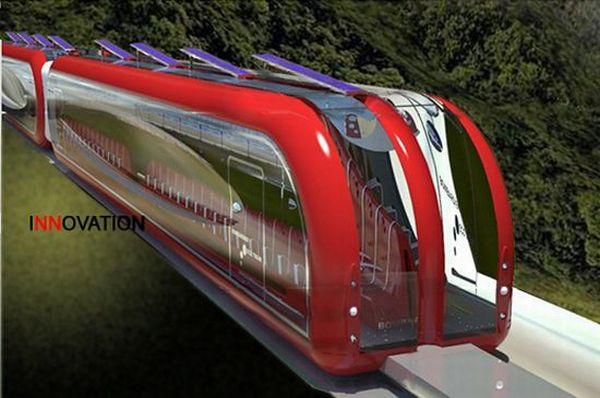 Bombardier Eco 4 Train