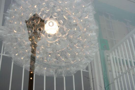bottle chandelier 6