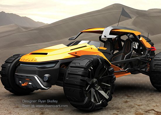 Eco Cars All Electric Bowler Raptor Is A Green Way To