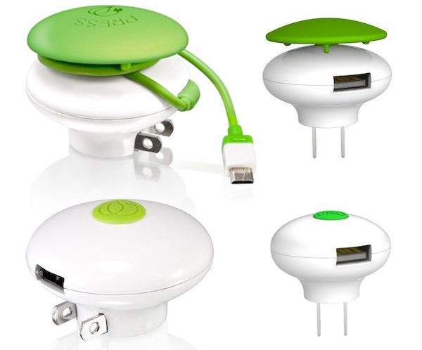 Bracketron's GreenZero Chargers