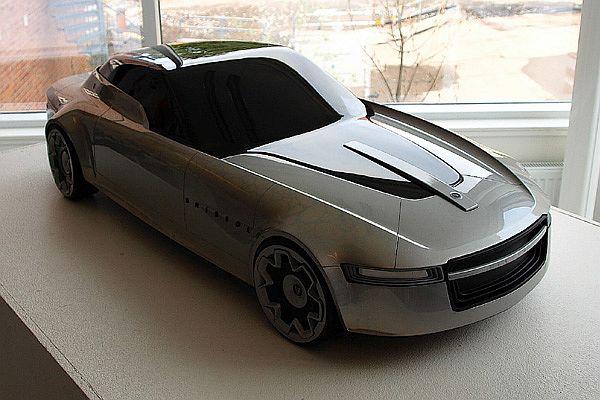 Bristol car concept