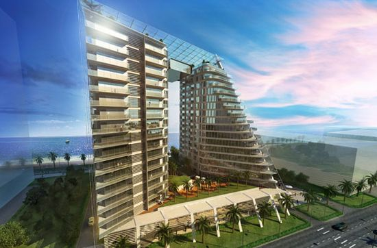 The diamond residential development provides a sustainable - Broadway malyan ...