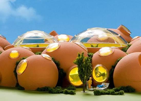 Eco Friendly Bubble Building Dares To Break The Housing Trend Ecofriend