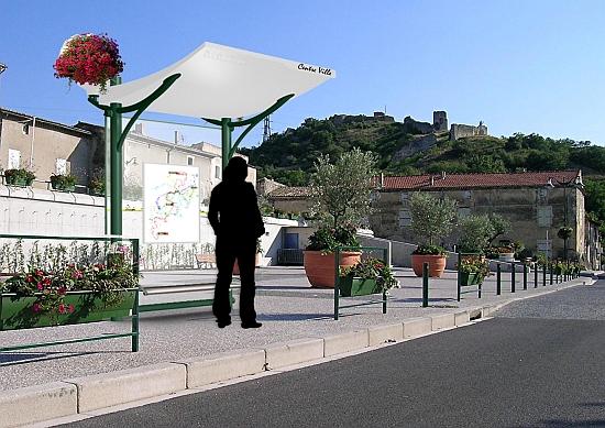 bus shelter 4