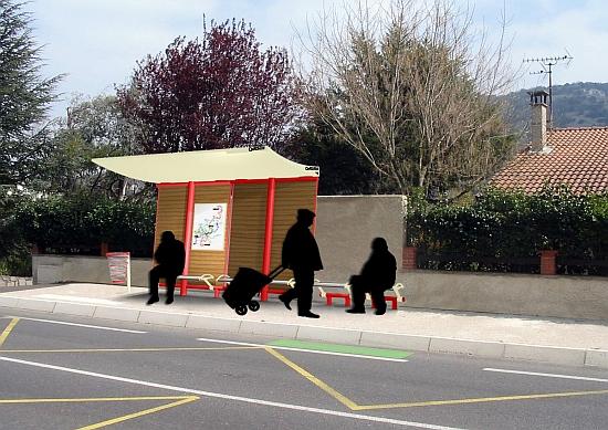 bus shelter 5