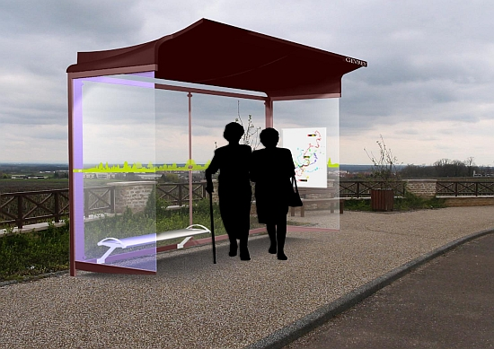 bus shelter 6