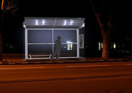 bus shelter 7