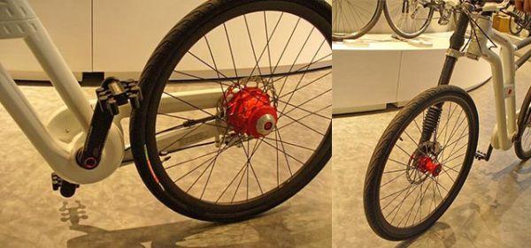 Cannondale Folding Bike Concept