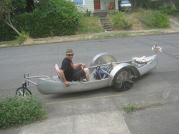 Canoe Bike