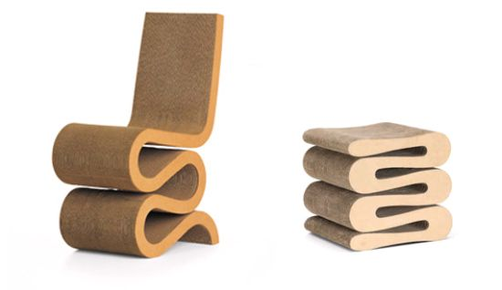 cardboard furniture 1