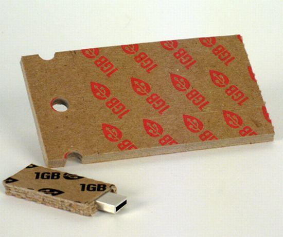 cardboard usb stick2