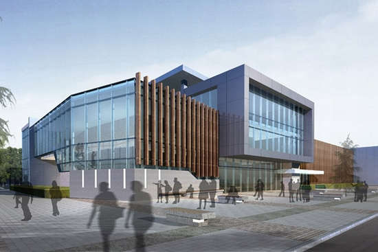 Delicieux Eco Architecture: University Of Windsoru0027s CEI Will Be The Largest  LEED Certified Building