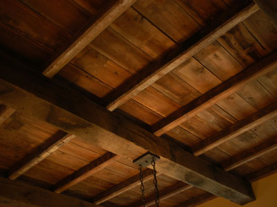 Ceiling Joists Made Using Recycled Wood Ecofriend