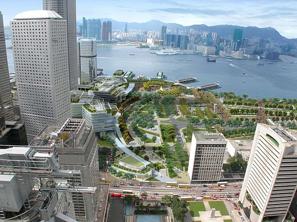 towards a sustainable reclamation for hk The study on sustainable development for the 21st century in hong kong  as  the hksar government's first formal step towards bringing sustainability   however, under threat from physical clearance, dredging and reclamation for.