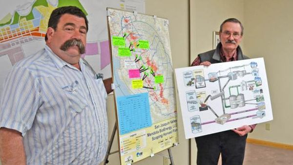 Central Valley beet growers closer to massive bioenergy plant