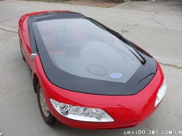 CEstar Smart electric sportscar