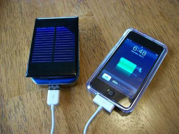 Charging the iPhone