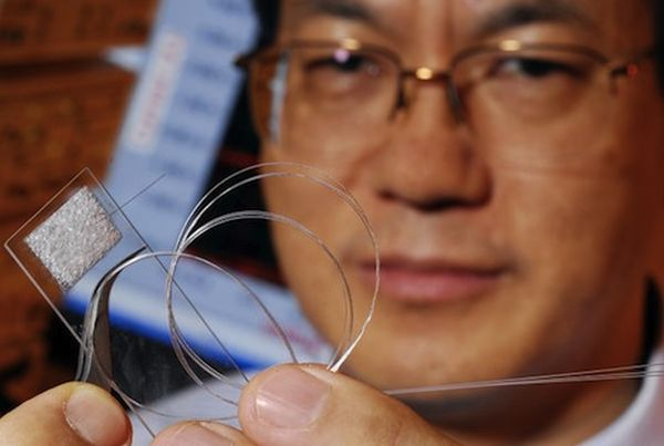 Cheap 3D Solar Cells Are 6x More Efficient