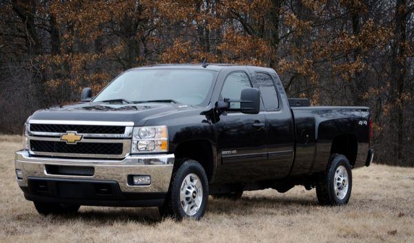 Chevrolet, GMC Announce Bi-Fuel Pickup Pricing