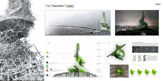city respiration skyscraper by pavlna dolealov and