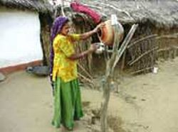 clean water in remote areas possible