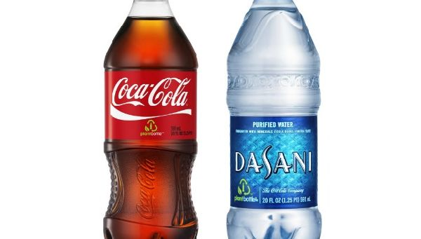 Coca-Cola Pilots Plant-Based Soda Bottle