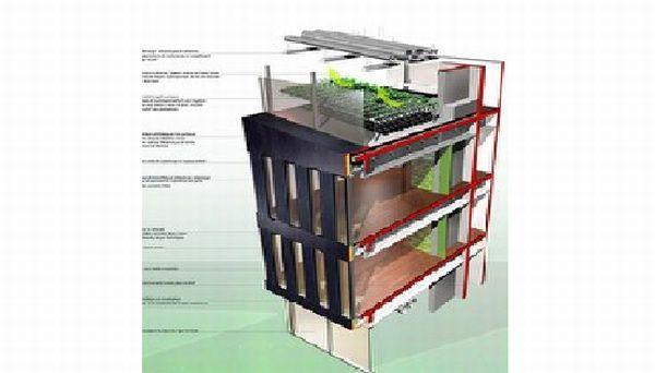 Columbia University vertical farm