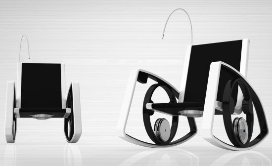 Concept Rocking Chair harnesses movement to generate electricity ...