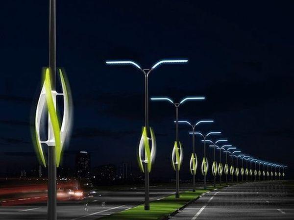 Concept highway lighting