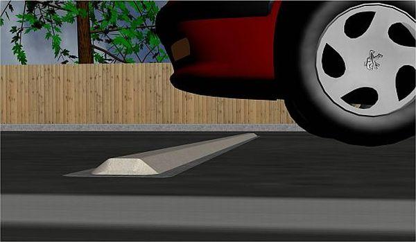 Concept Road Ribs