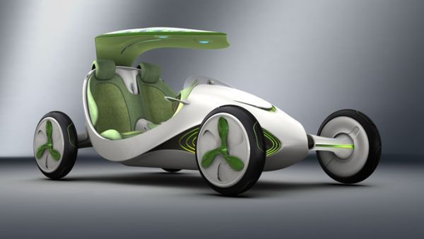 5 Concept Vehicles Designed To Be Powered By Renewable