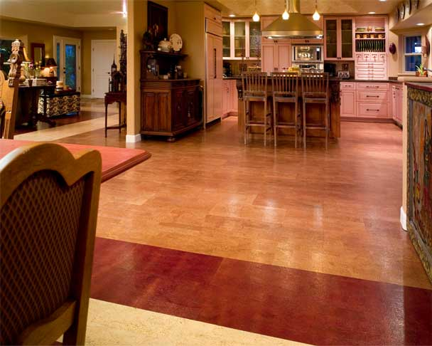 Cork flooring a sustainable flooring option ecofriend for Sustainable cork flooring