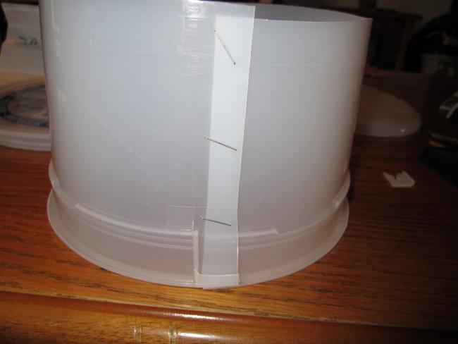 cut bucket