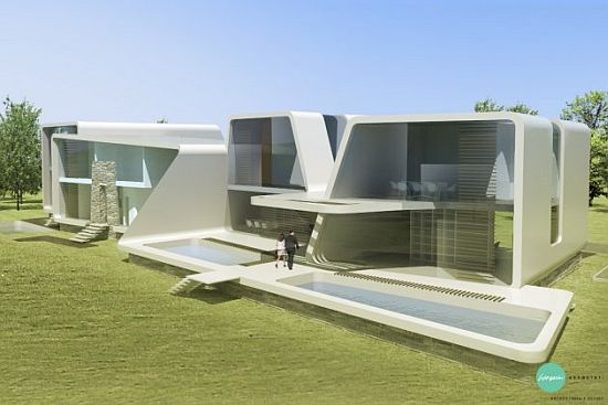 Eco Architecture Cyprus House Incorporates All That We